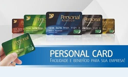 Cartao Personal Card Extrato Saldo 2ª Via Telefone Cartoes